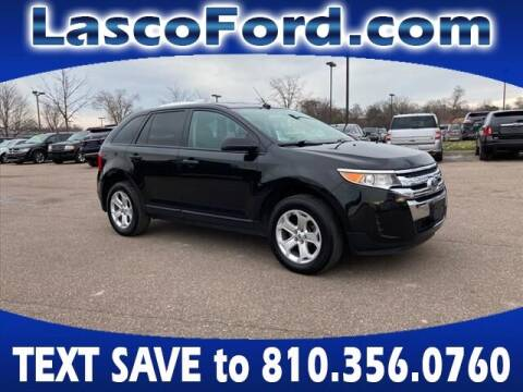 2014 Ford Edge for sale at Lasco of Grand Blanc in Grand Blanc MI