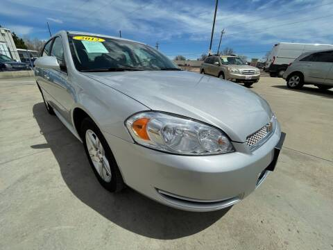 2012 Chevrolet Impala for sale at AP Auto Brokers in Longmont CO