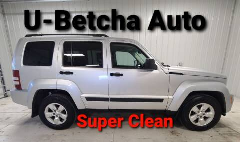 2012 Jeep Liberty for sale at Ubetcha Auto in St. Paul NE