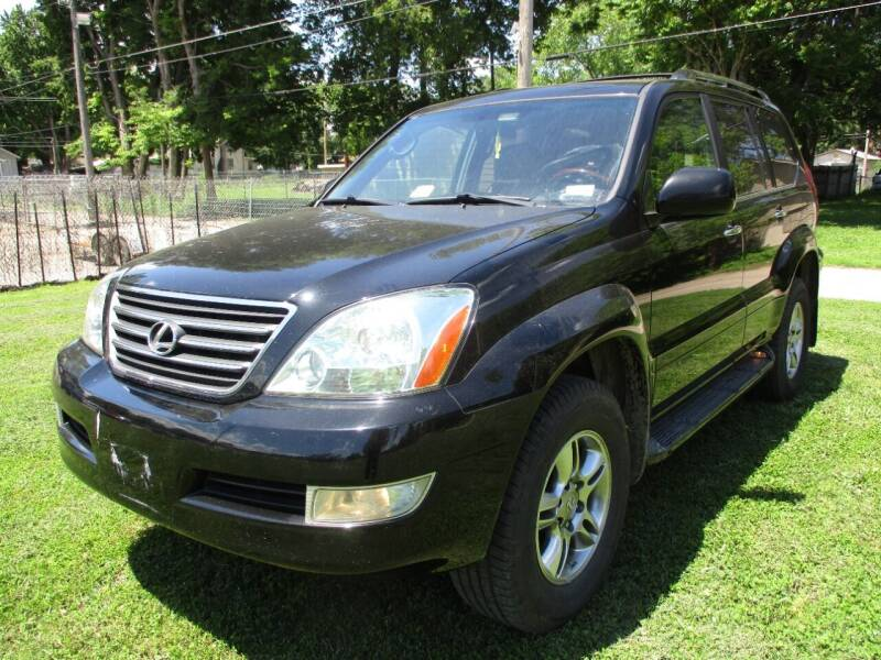 2009 Lexus GX 470 for sale at Dons Carz in Topeka KS