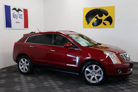 2014 Cadillac SRX for sale at Carousel Auto Group in Iowa City IA
