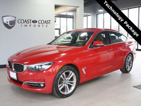 2017 BMW 3 Series for sale at Coast to Coast Imports in Fishers IN