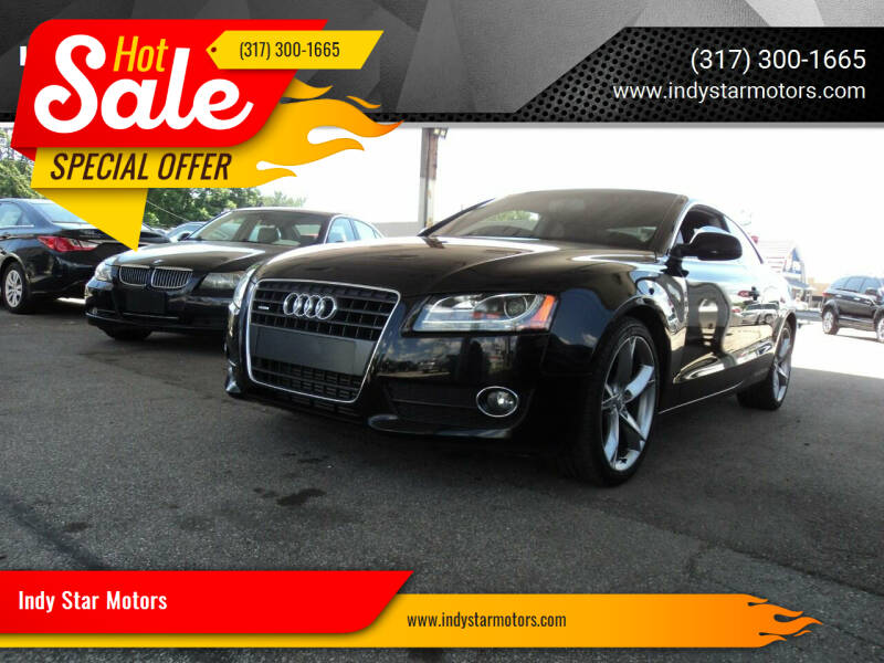 2011 Audi A5 for sale at Indy Star Motors in Indianapolis IN
