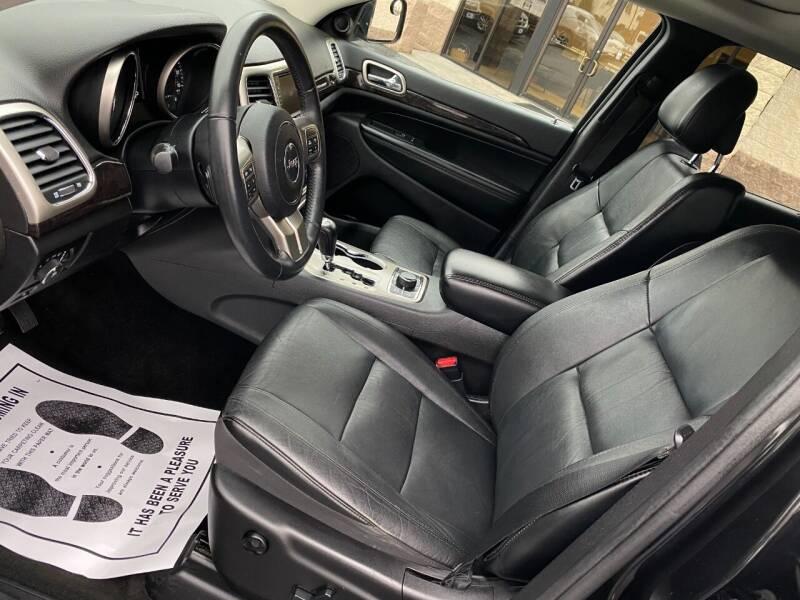 2012 Jeep Grand Cherokee 4x4 Laredo X 4dr SUV - Harrisonburg VA