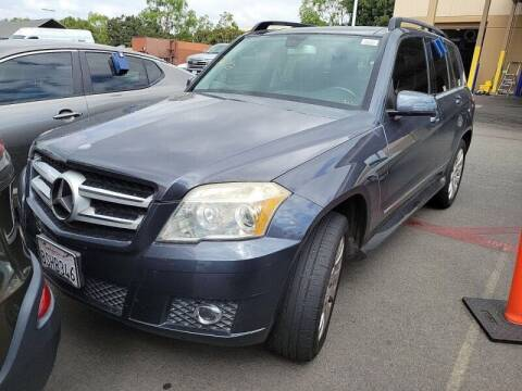 2010 Mercedes-Benz GLK for sale at SoCal Auto Auction in Ontario CA