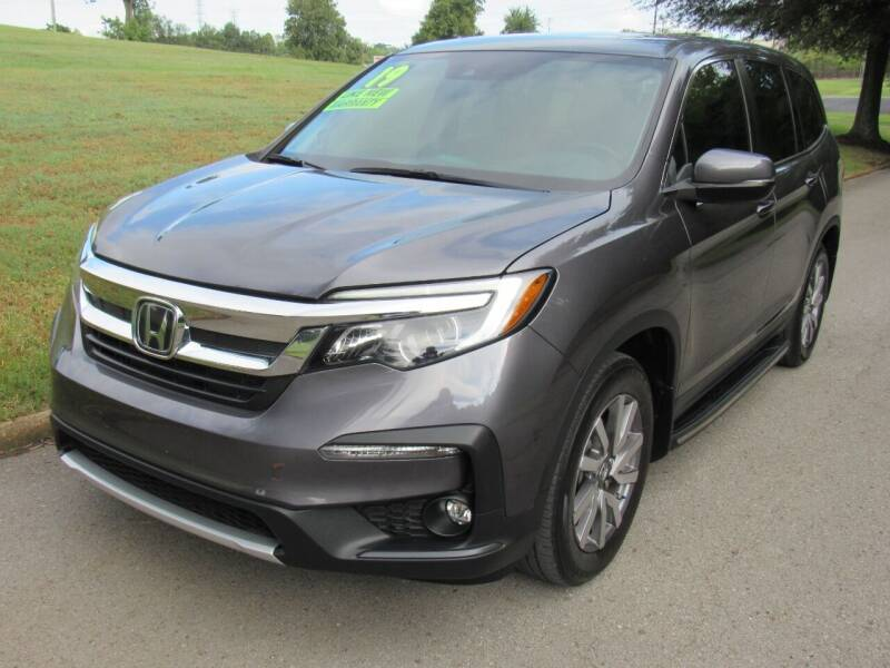 2019 Honda Pilot for sale at Roadstar Auto Sales Inc in Nashville TN