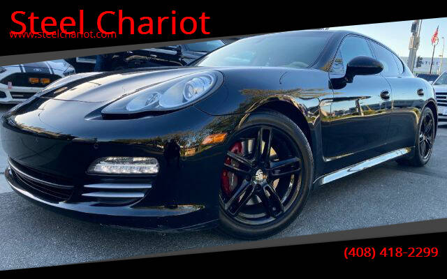 2011 Porsche Panamera for sale at Steel Chariot in San Jose CA