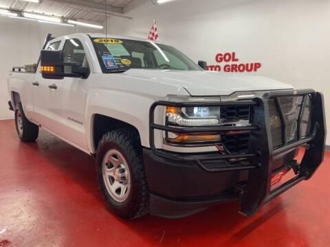2018 Chevrolet Silverado 1500 for sale at GOL Auto Group in Austin TX