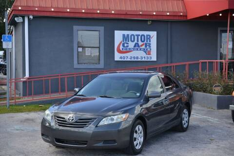 2008 Toyota Camry for sale at Motor Car Concepts II - Kirkman Location in Orlando FL