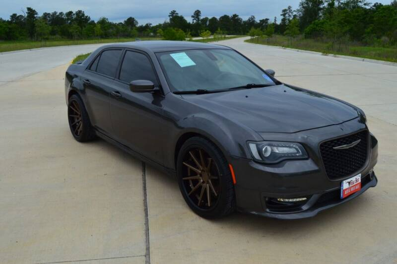 2017 Chrysler 300 for sale at Fincher's Texas Best Auto & Truck Sales in Tomball TX
