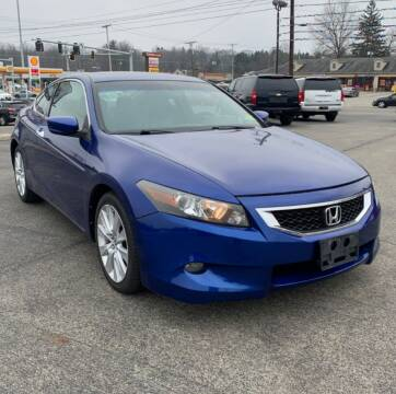 2009 Honda Accord for sale at Newport Auto Group in Austintown OH