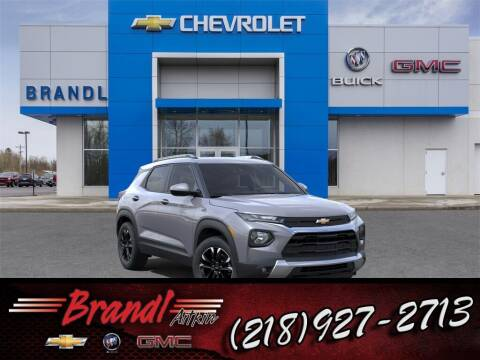 2022 Chevrolet TrailBlazer for sale at Brandl GM in Aitkin MN