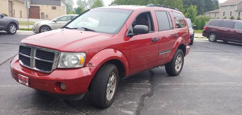 2007 Dodge Durango for sale at PEKARSKE AUTOMOTIVE INC in Two Rivers WI