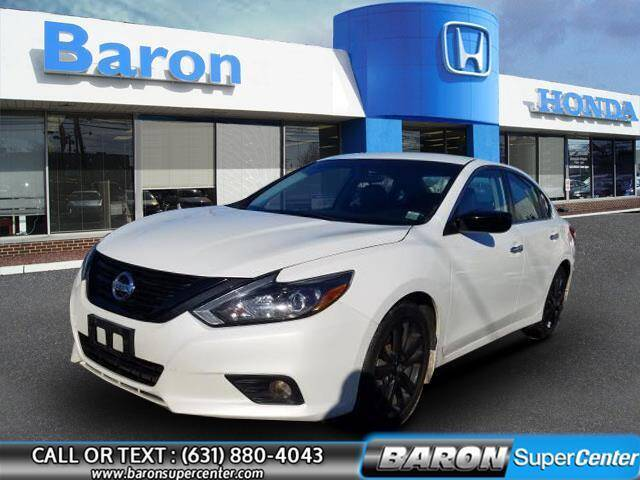 2018 Nissan Altima for sale at Baron Super Center in Patchogue NY