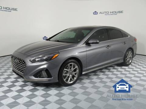 2019 Hyundai Sonata for sale at AUTO HOUSE TEMPE in Tempe AZ