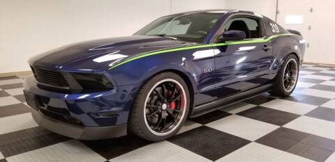 2011 Ford Mustang for sale at 920 Automotive in Watertown WI