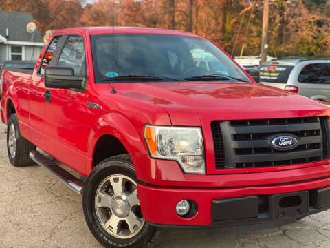 2010 Ford F-150 for sale at Autoxport in Newport News VA