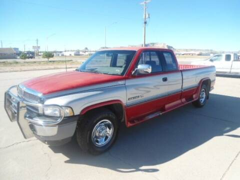 1995 Dodge Ram Pickup 2500 for sale at Twin City Motors in Scottsbluff NE