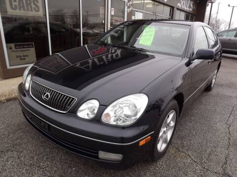 2002 Lexus GS 300 for sale at Arko Auto Sales in Eastlake OH