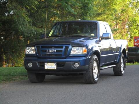 2010 Ford Ranger for sale at Loudoun Used Cars in Leesburg VA