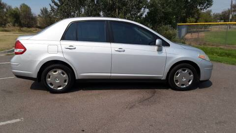 2007 Nissan Versa for sale at Macks Auto Sales LLC in Arvada CO