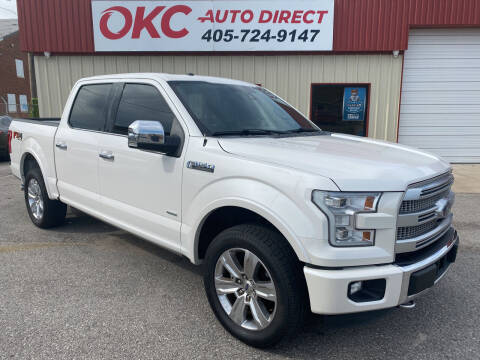 2016 Ford F-150 for sale at OKC Auto Direct, LLC in Oklahoma City OK