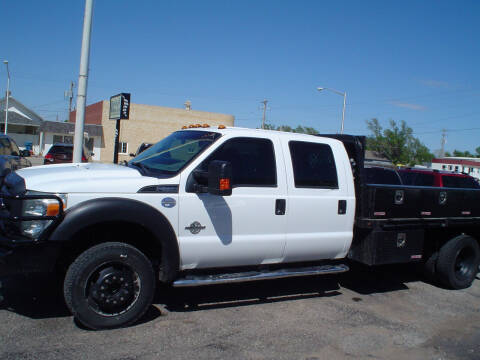 2014 Ford F-550 Super Duty for sale at World of Wheels Autoplex in Hays KS