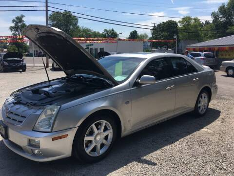 2006 Cadillac STS for sale at Antique Motors in Plymouth IN