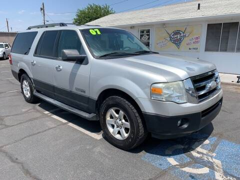 2007 Ford Expedition EL for sale at Robert Judd Auto Sales in Washington UT