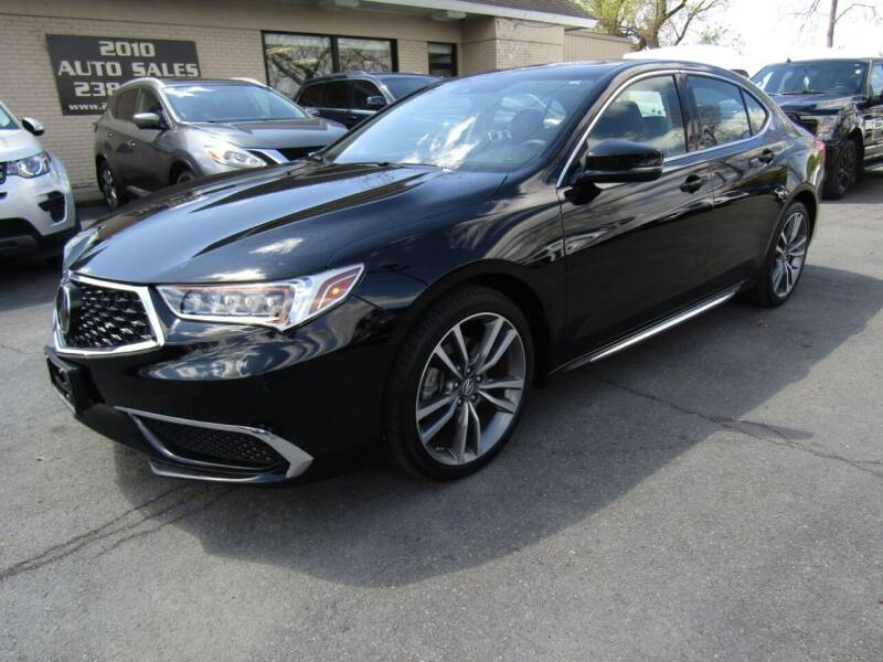 2019 Acura TLX for sale at 2010 Auto Sales in Troy NY