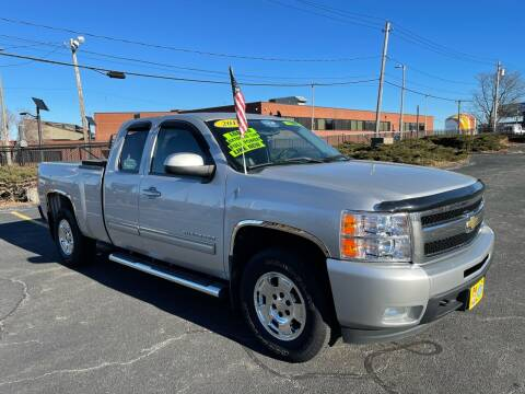 2010 Chevrolet Silverado 1500 for sale at Fields Corner Auto Sales in Dorchester MA