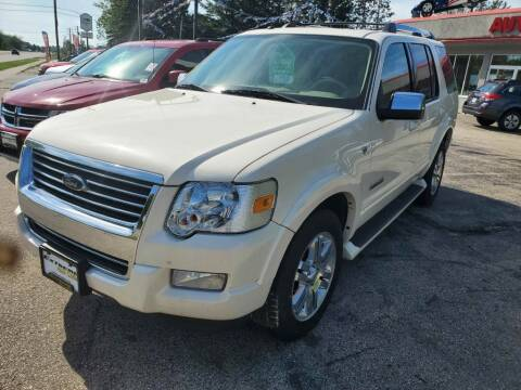 2007 Ford Explorer for sale at Extreme Auto Sales LLC. in Wautoma WI
