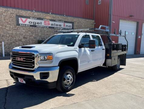 2018 GMC Sierra 3500HD CC for sale at Vogel Sales Inc in Commerce City CO