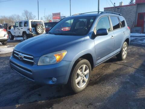 2006 Toyota RAV4 for sale at Drive Motor Sales in Ionia MI