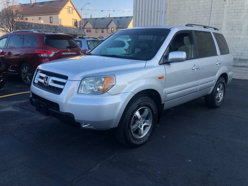 2006 Honda Pilot for sale at Fine Auto Sales in Cudahy WI