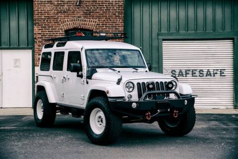 2017 Jeep Wrangler Unlimited for sale at Sun Valley Auto Sales in Hailey ID
