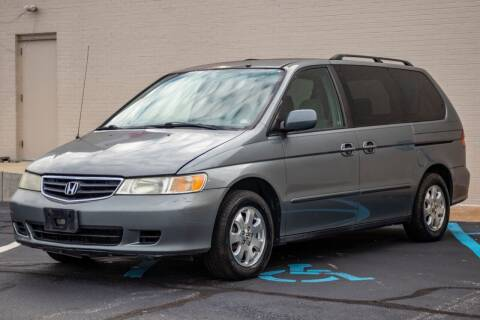 2002 Honda Odyssey for sale at Carland Auto Sales INC. in Portsmouth VA