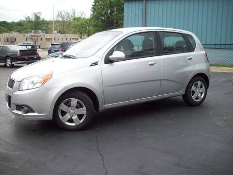 2011 Chevrolet Aveo for sale at Whitney Motor CO in Merriam KS