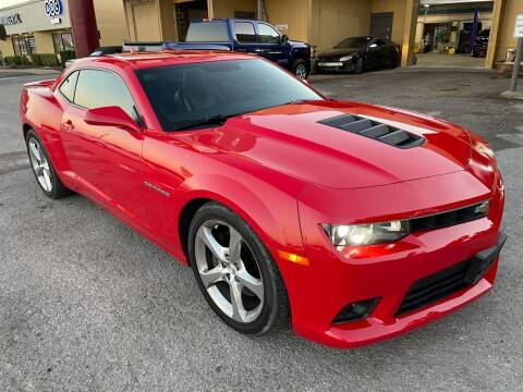 2014 Chevrolet Camaro for sale at Austin Direct Auto Sales in Austin TX