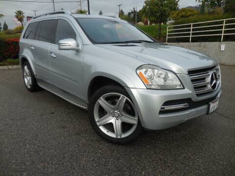 2011 Mercedes-Benz GL-Class for sale at ARAX AUTO SALES in Tujunga CA