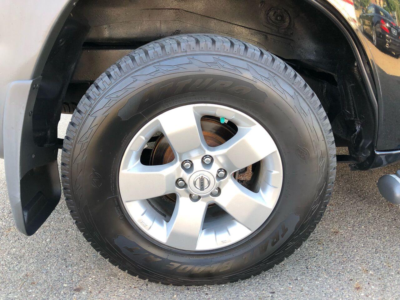 2010 Nissan Xterra Sport Utility