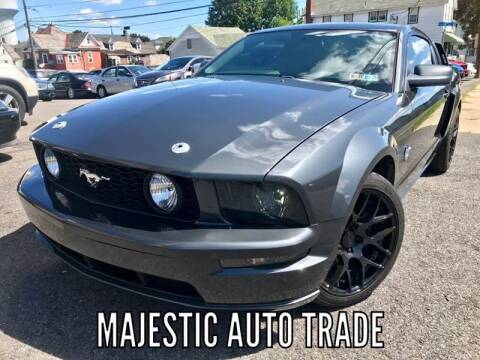 2009 Ford Mustang for sale at Majestic Auto Trade in Easton PA