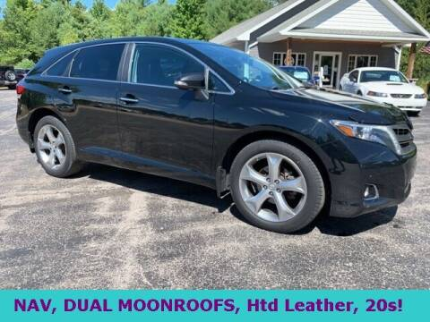 2014 Toyota Venza for sale at Drivers Choice Auto & Truck in Fife Lake MI