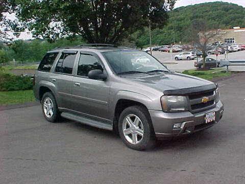 2008 Chevrolet TrailBlazer for sale at North Hills Auto Mall in Pittsburgh PA