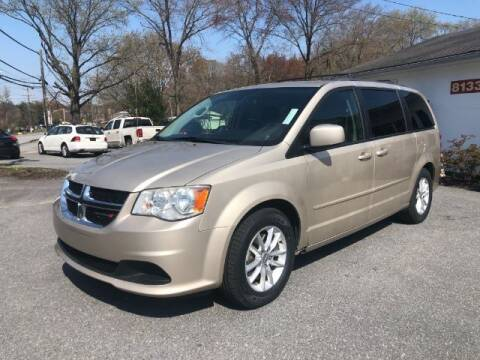 2013 Dodge Grand Caravan for sale at Sports & Imports in Pasadena MD
