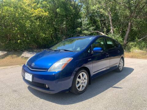 2008 Toyota Prius for sale at Centex Sport Imports in Round Rock TX