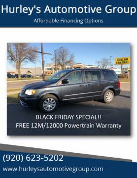 2013 Chrysler Town and Country for sale at Hurley's Automotive Group in Columbus WI
