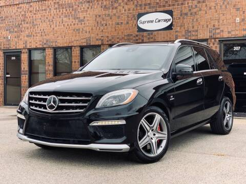 2012 Mercedes-Benz M-Class for sale at Supreme Carriage in Wauconda IL