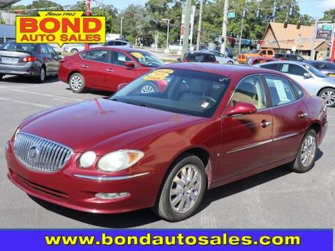 2009 Buick LaCrosse for sale at Bond Auto Sales in St Petersburg FL