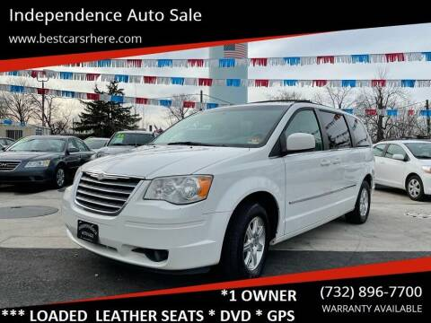 2009 Chrysler Town and Country for sale at Independence Auto Sale in Bordentown NJ